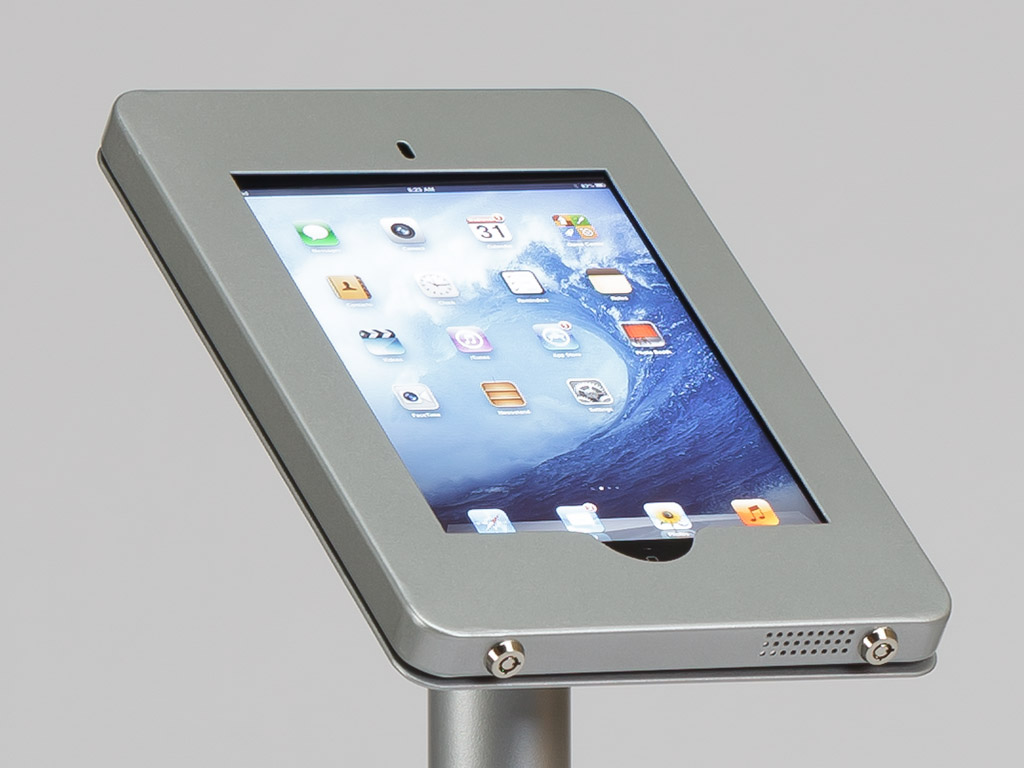 Exhibit Design Search Mod 1368 Ipad Kiosk Ipad And