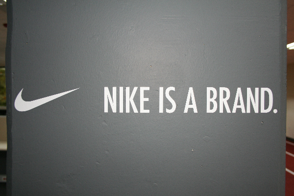 Nike is a Brand