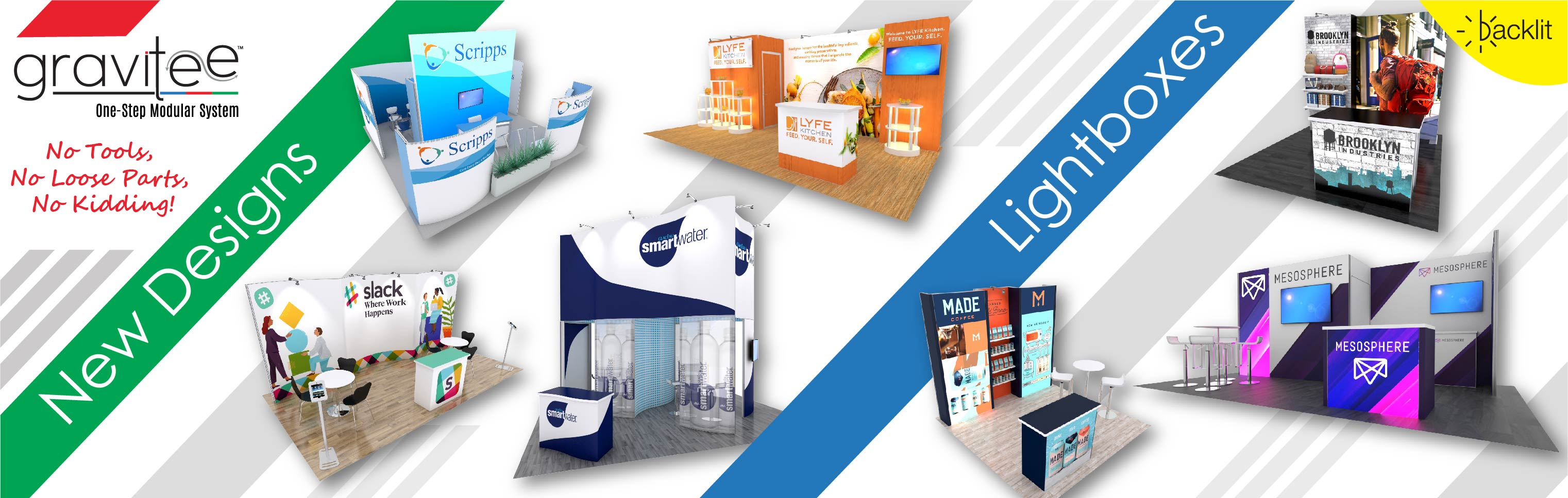 Classic Exhibits -- The Leader in Portable, Modular, and Custom-Hybrid Exhibit Design