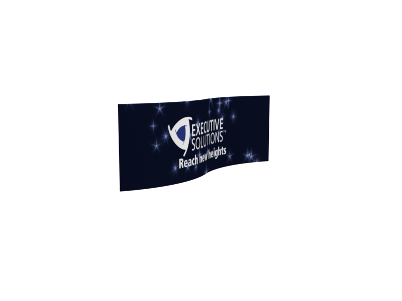 TF-2012 (2D) S-Curve Hanging Sign