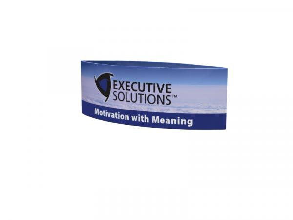 TF-1003 (3D) Oval Hanging Sign
