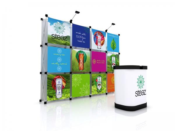 FG-122 Trade Show Pop Up Display -- Image 2