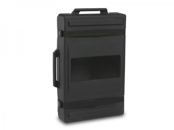 Rectangle Portable Roto-molded Case with Wheels
