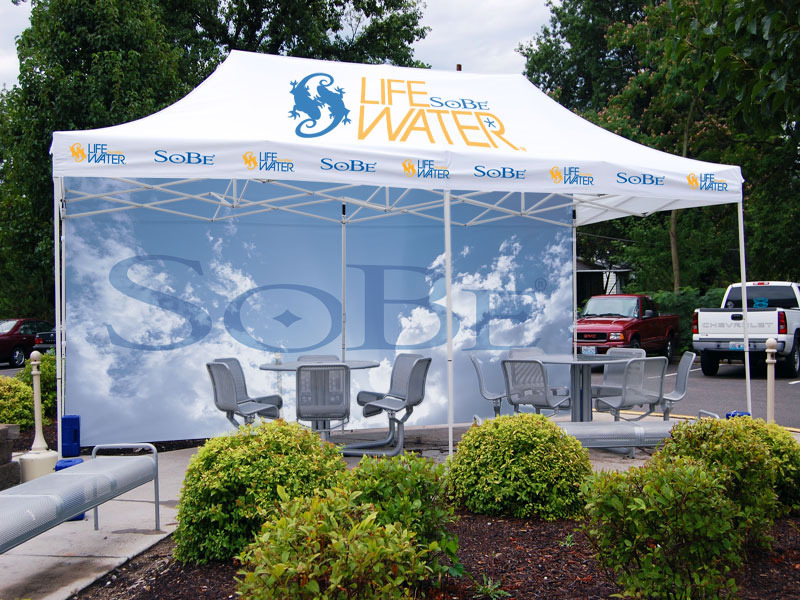 ... 10x20 Event Tent with full dye sub top and dye sub full back sidewall ... & Exhibit Design Search - Event Tents (Outdoor Displays (OP ...