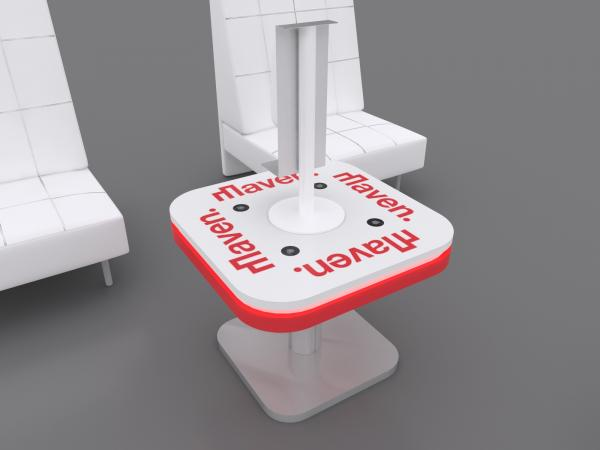 MOD-9007 Hand Sanitizer Stand  -- Image 4