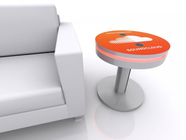 MOD-1460 Trade Show and Event Wireless Charging End Table-- Image 3