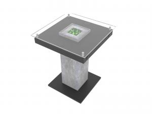 ECO-53C Sustainable Wireless Charging Counter/Table - View 1