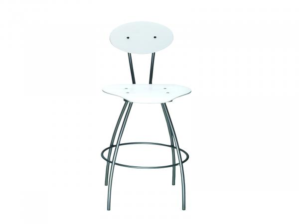 CEBS-003 | Oslo Barstool -- Trade Show Furniture Rental