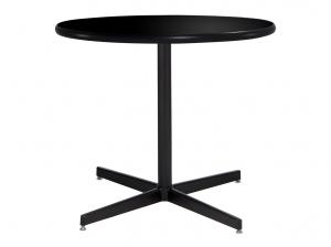 "36"" Round Cafe Table w/ Standard Black Base