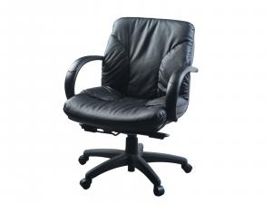 Luxor High Back Executive Chair -- Trade Show Furniture Rental