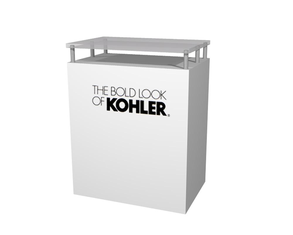Exhibit Design Search LTK 1121 Counter Counters