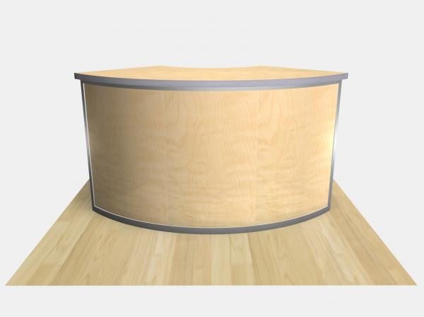 MOD-1567 / Large Curved Counter - Image 4