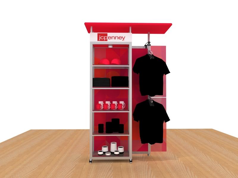 Exhibit Design Search Dm 1015 Retail Kiosk Design