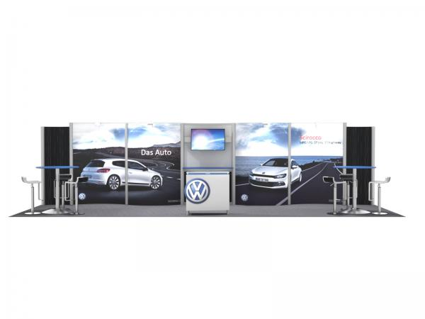 ECO-3019 Sustainable Hybrid Display - View 2