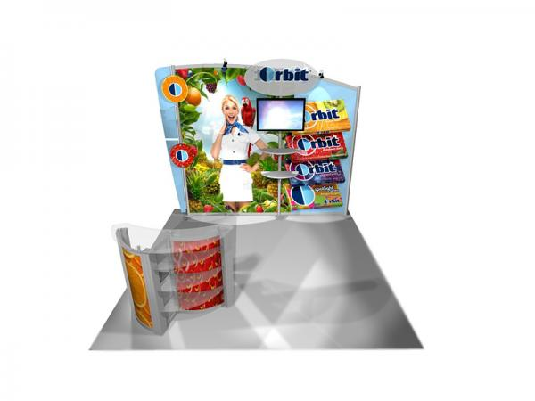 ECO-1039 Sustainable Tradeshow Display -- Image 2