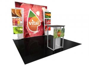 ECO-1062 Sustainable Tradeshow Display
