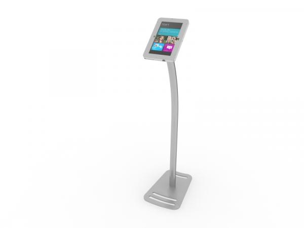 MOD-1333M Portable Surface 2 Kiosk -- Portrait Position