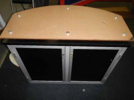 RENTAL:  Modified RE-9017 Trade Show Display Island -- Image 7
