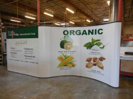 Custom Quadro S Pop Up Display with Mural Panels -- Image 1
