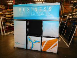 FG-113 Floating Graphic Pop Up Display