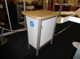 MOD-1300 Modular Pedestal with Locking Storage