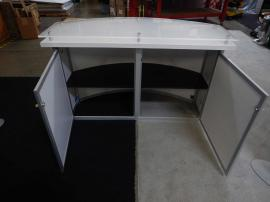 RENTAL DISPLAY: (2) Modified-RE-1250 Counters with Storage