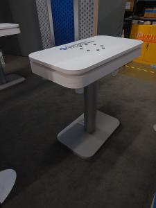 RENTAL:  (2) RE-706 Charging Station Tables