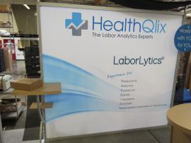 Hybrid Trade Show Booth