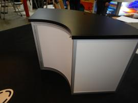 Large Curved Counter