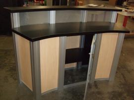 10' x 20' Visionary Designs with LTK-1001, MOD-1200 (modified), and Custom Reception Counters -- Image 4