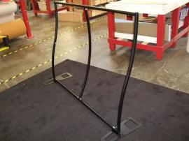 Aero Freestanding Table Top Frames:  TF-413 and TF-414 -- Image 1