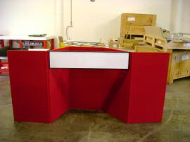 Intro Folding Panel Table Top (FT--08)