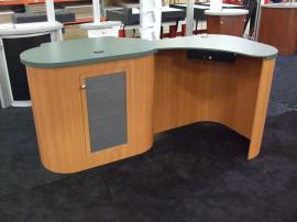 Custom Modular Trade Show Counters -- Image 2