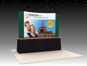 QD-04 Trade Show Table Top Exhibit