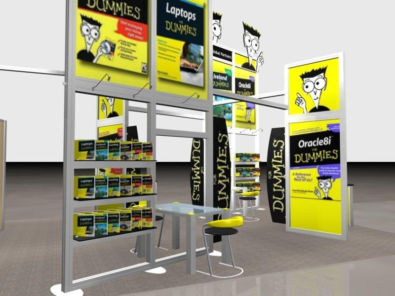 Exhibit Design Search RE Conference Table Rental - Conference table displays