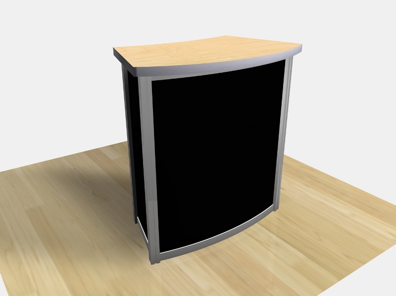 RE-1228 / Small Curved Counter - Image 6