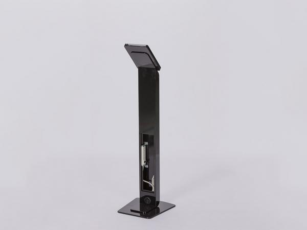 RE-1238 iPad Kiosk / MOD-1314 Black -- Image 2