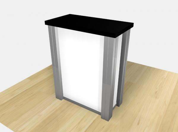 RE-1227 / Small Rectangular Counter - Image 3