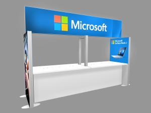 RE-1581 Trade Show Lightbox Brilliance Bar A -- Image 1
