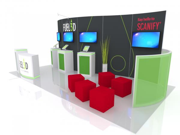RENTAL | RE-2114 Trade Show Inline Exhibit -- Image 3