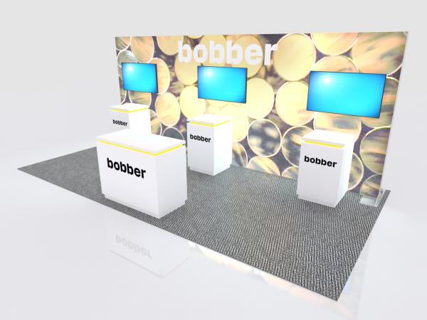 RE-2109 SuperNova LED Lightbox Exhibit -- Image 1