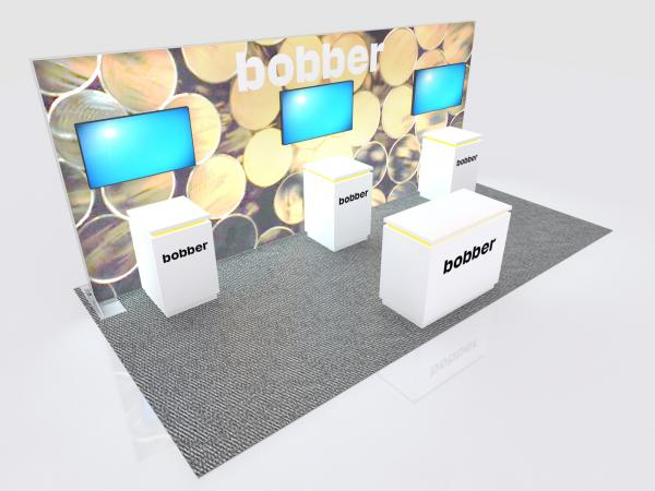 RE-2109 SuperNova LED Lightbox Exhibit -- Image 2