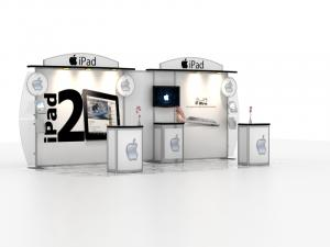 RE-2029 / iPad  Trade Show Exhibit -- Image 2