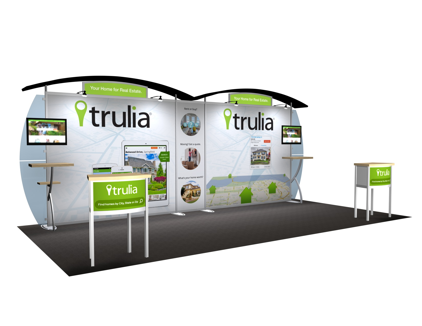 Exhibition Booth Accessories : Exhibit design search vk sacagawea ft