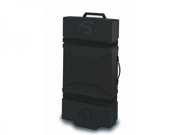 LT-550 Portable Roto-molded Case with Wheels