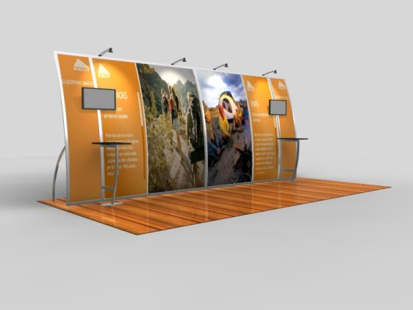 VK-2093 Portable Trade Show Exhibit -- Image 2