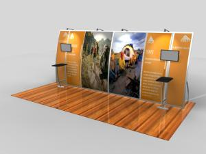 VK-2093 Magellan Miracle Portable Trade Show Exhibit -- Image 1