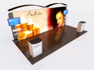 VK-2991 Trade Show Lightbox Exhibit -- Image 1