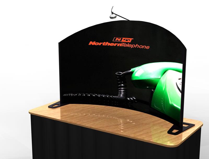 ... TF 406 Aero Tradeshow Tabletop Display    Image 1 ...