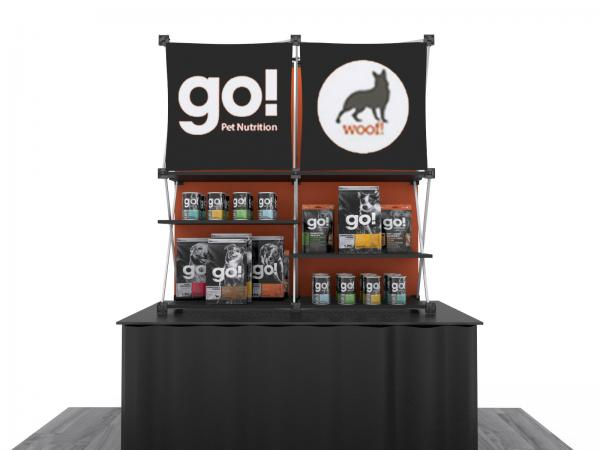 FG-05 Trade Show Pop Up Display